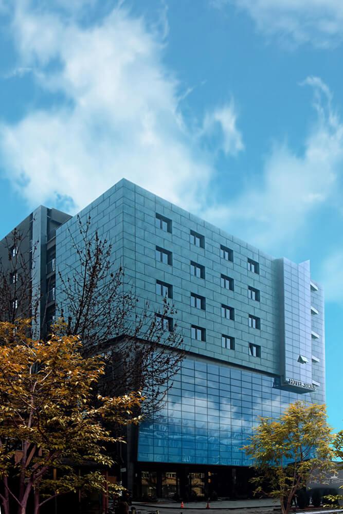 Hotel Sirius