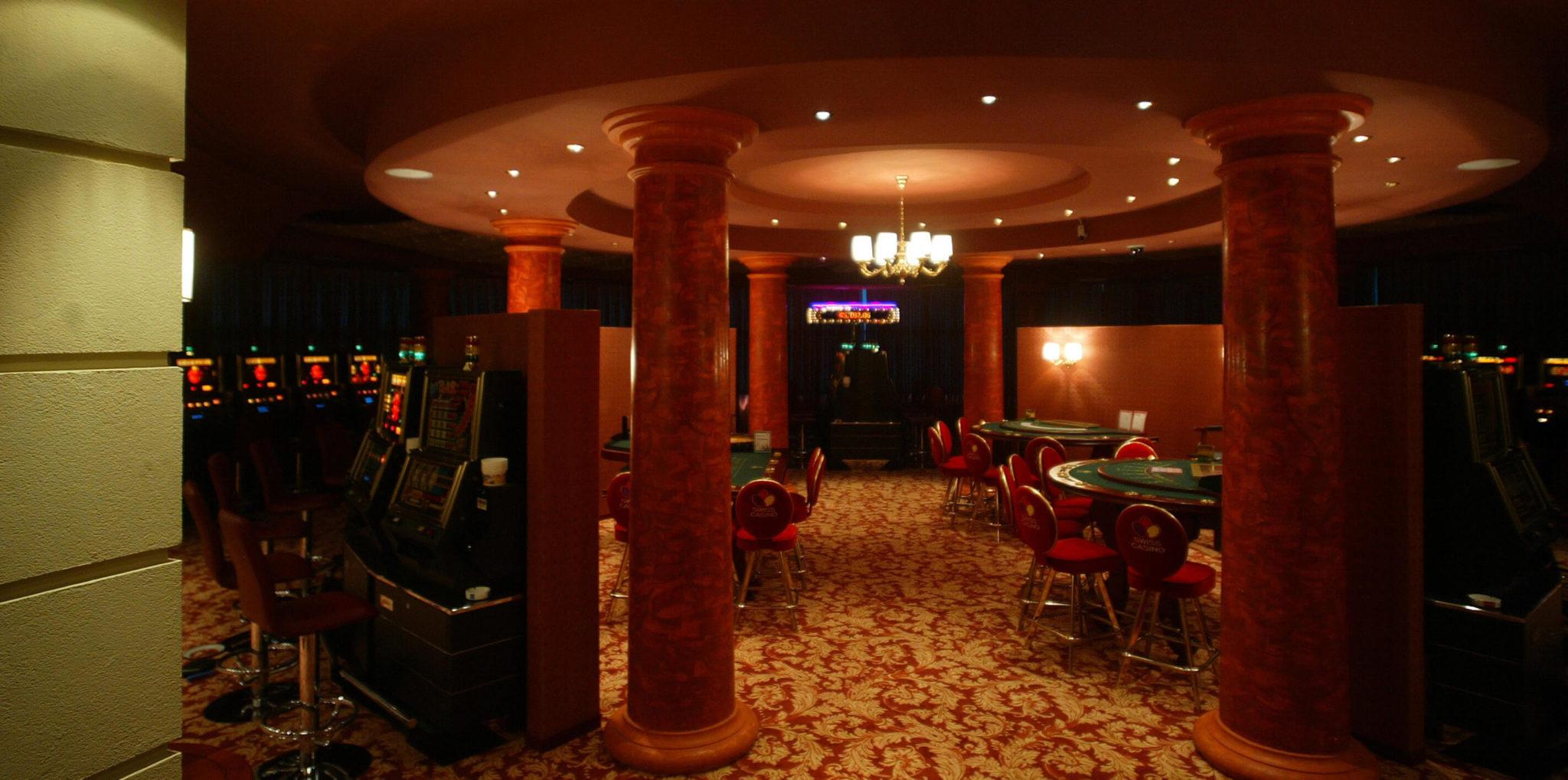 Swiss Casino Red Room
