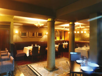 Restaurant Mozaik
