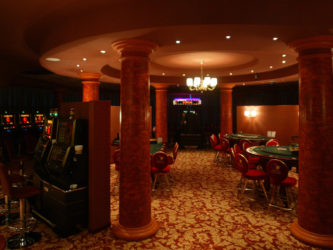 Swiss Casino Red Room